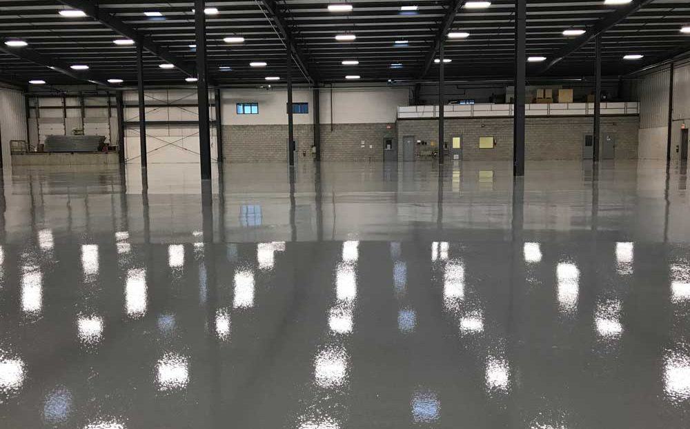Epoxy Warehouse Flooring Winnipeg Warehouse Floor Coatings